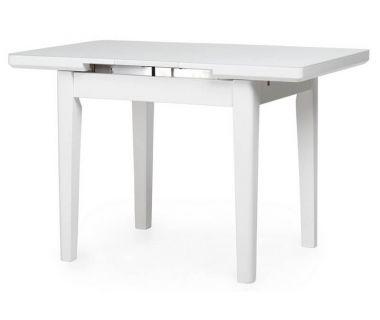 Стол раскладной TM-79 снежно-белый 90 (+25)*70*75 см