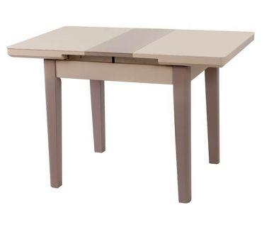 Стол раскладной TM-79 капучино-латте 90 (+25)*70*75 см