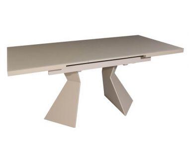 Раскладной стол TML-545 капучино матовый 145 (+30) * 85 * 76 см