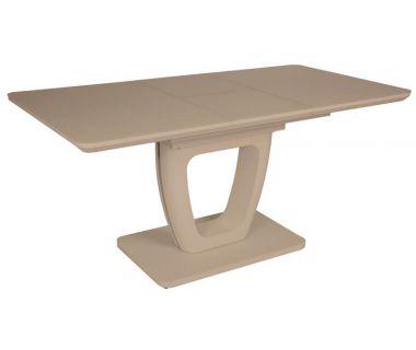 Раскладной стол TML-560 капучино матовый VETRO (Ветро)