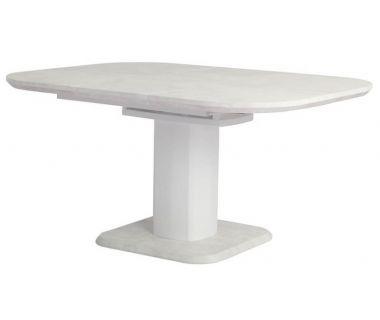 Раскладной стол TML-570 айвори белый
