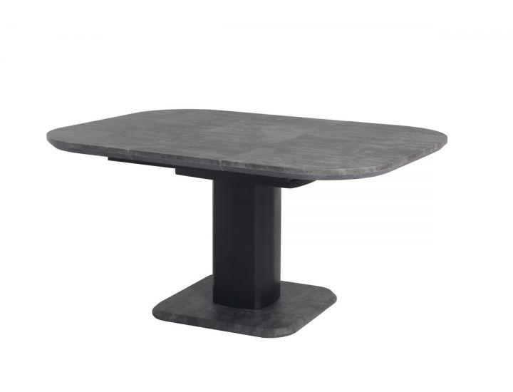 Раскладной стол TML-570 антрацит черный