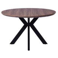 Стол обеденный TML-660 дуб сонома 120 см