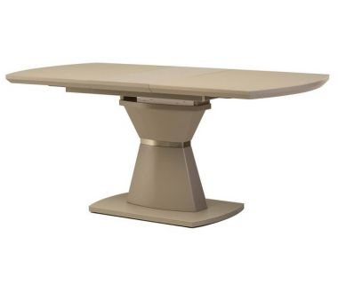 Раскладной стол TML-750-1 матовый капучино 140 (+40)*80*76 см