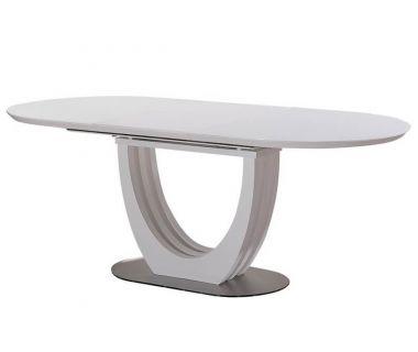 Раскладной стол матовый TML-760 капучино 150 (+50)*90*76 см