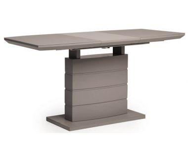 Раскладной стол матовый TMM-50-2 серый 110(+40)*70*76 см