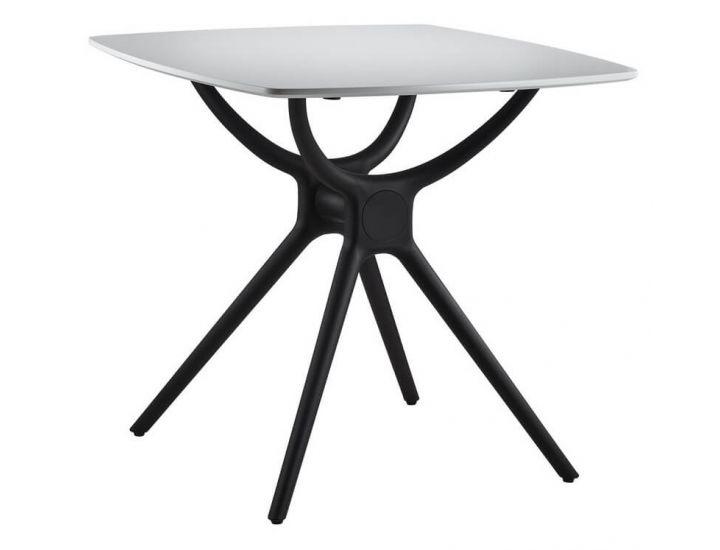 Стол пластиковый TP-20 белый 80 * 80 см VETRO (Ветро)