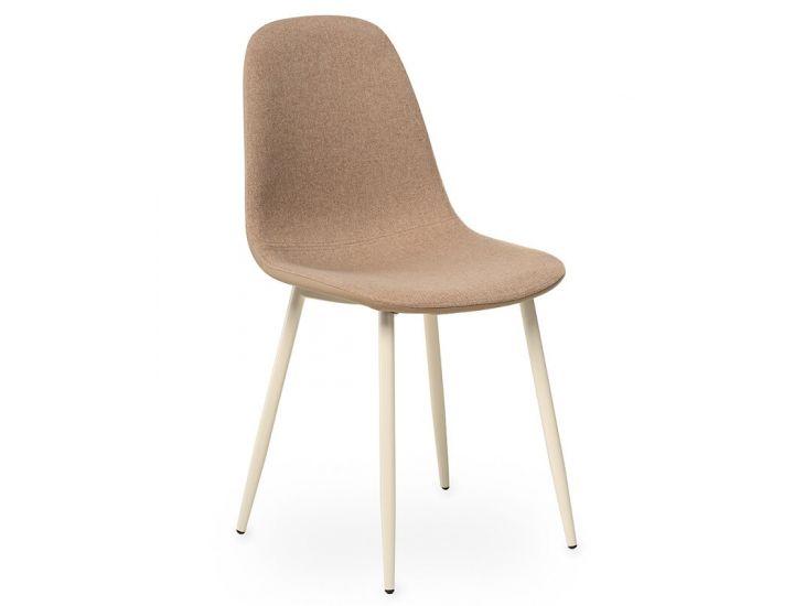 Дизайнерский мягкий стул M-10 капучино