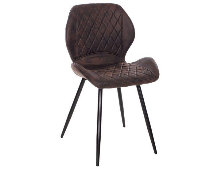 Дизайнерский мягкий стул M-11 гаванна