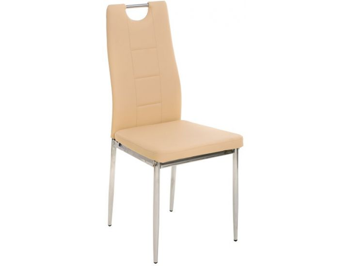 Мягкий стул N-67 бежевый