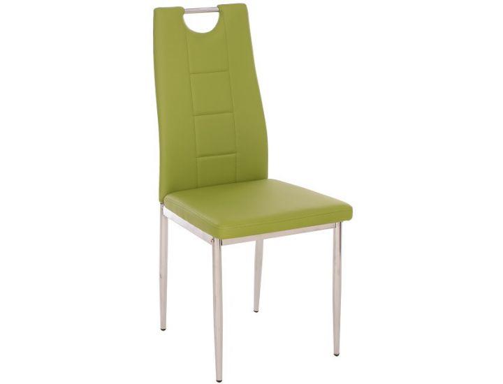 Мягкий стул N-67 оливковый