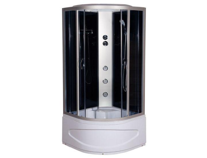 Гидромассажный бокс Vivia 95 ML DP 900*900*2100 мм