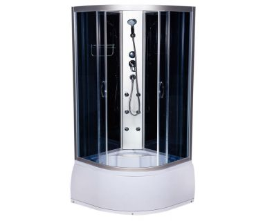 Гидромассажный бокс Vivia ECO 95 CH 900*900*2150 мм