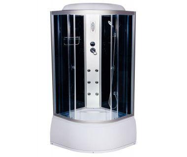 Гидромассажный бокс Vivia ECO 95 R CH 900*900*2150 мм (с электрикой)