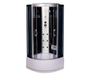 Гидробокс 265 RC 90×90 см высокий поддон