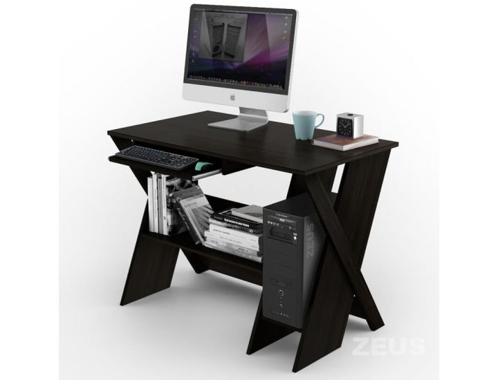 Компьютерный стол ZEUS Zhuk Венге