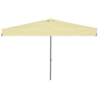 Зонт профессиональный Umbrella House 300x300 см AVACADO, коричневая рама, полиэстер бежевый