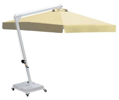 Зонт профессиональный Umbrella House 300x400 cм BANANA CLASSIC мрамор база (160 кг)