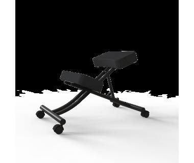 Коленный стул Asсet Art In Head черный каркас