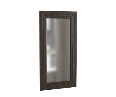 Зеркало Bourbon Art In Head 600x1200x15 дуб табак (104040106)