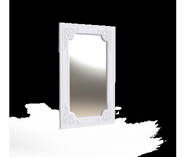 Зеркало прямоугольное Amelie Art In Head 683x1200x20 белый супермат (103040201)