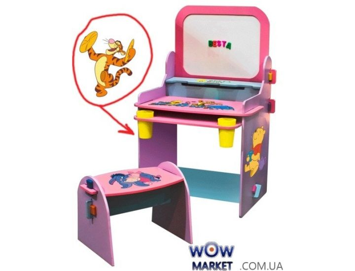 Детский стол и стул 5551 BestaBaby