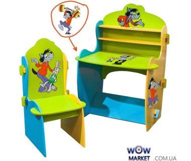 Детский стол и стул 8111 Besta Baby