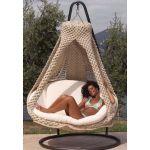 Подвесная качеля с подушкой А2011 La rete (Ля рет), Италия