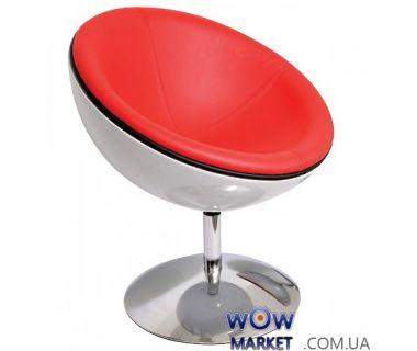 Кресло Лотус красный SDM (Групо СДМ)