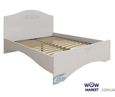 Кровать двуспальная АС-11 Ассоль без ламелей
