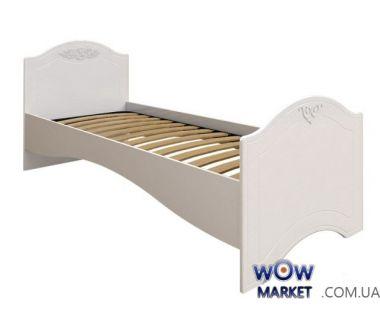 Кровать односпальная АС-09 Ассоль без ламелей