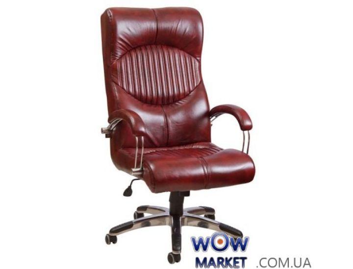 Кресло офисное Геркулес Хром Механизм MB AMF (АМФ)
