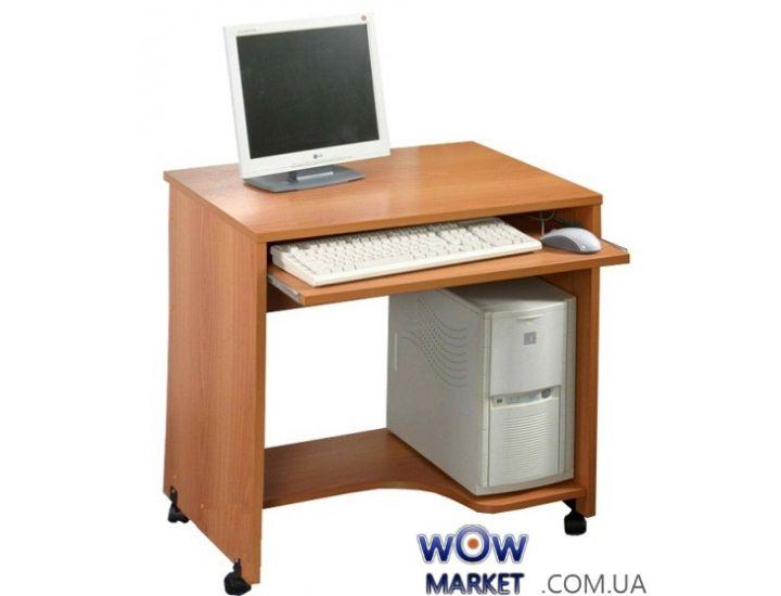 Стол компьютерный С 232 на колесах Компасс