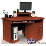 Угловой компьютерный стол С 215 Компасс