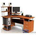 Угловой компьютерный стол С 224 Компасс