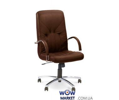 Кресло руководителя Manager steel Tilt CHR68 (Менеджер) Новый стиль