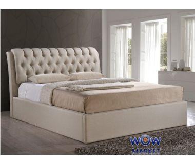 Кровать Кэмерон 160х200см (брокард) Domini (Домини)