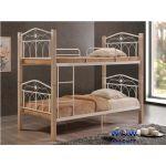 Кровать двухъярусная Миранда 90х200см ДЛ (крем) Domini (Домини)