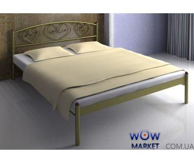 Кровать металлическая Darina (Дарина) 200(190)X160 Метакам