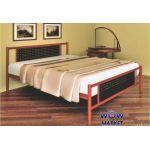 Кровать металлическая Fly new (Флай нью) 200(190)x140(120) без изножья Метакам
