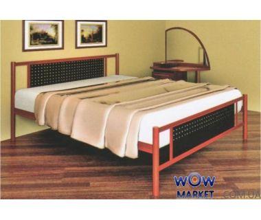 Кровать металлическая Fly new (Флай нью) 200(190)x80 без изножья Метакам