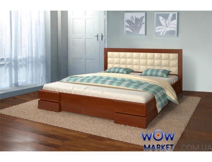 Кровать двухспальная Вирджиния 1,6 Микс-Мебель