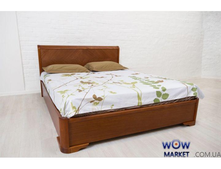 Кровать двуспальная Ассоль 160х200см с подьемным механизмом Микс-Мебель