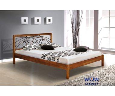 Кровать двуспальная Карина 160х200см Микс-Мебель Элегант