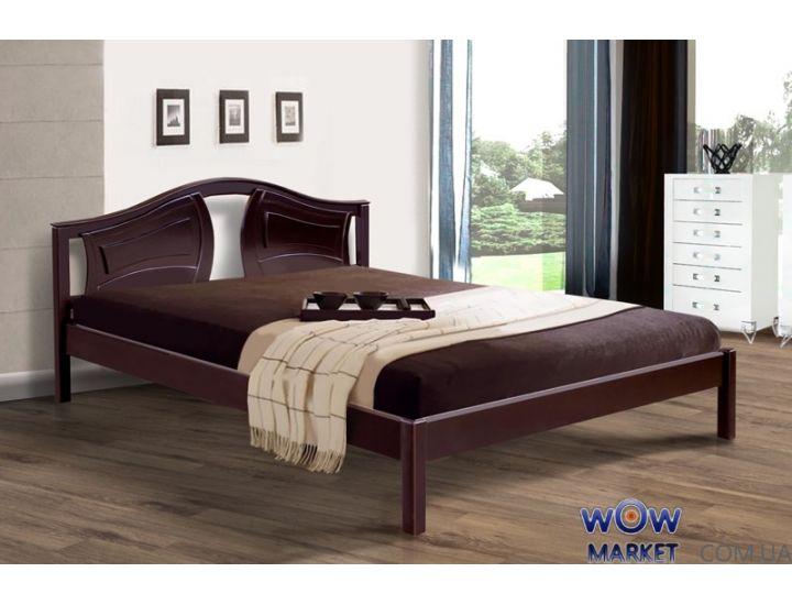Кровать двуспальная Марго 160х200см Микс-Мебель Элегант