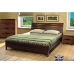 Кровать двуспальная Мария 180х200см Микс-Мебель