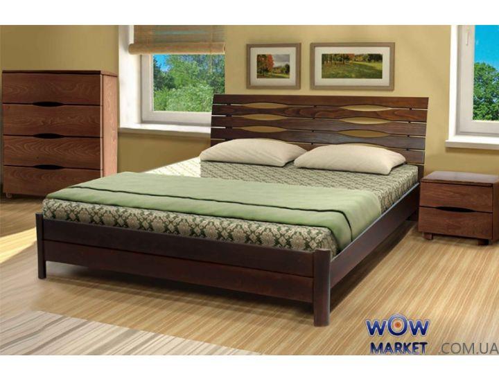 Кровать двуспальная Мария 160х200см Микс-Мебель