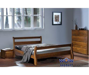 Кровать двуспальная Монреаль 160х200см Микс-Мебель Элегант