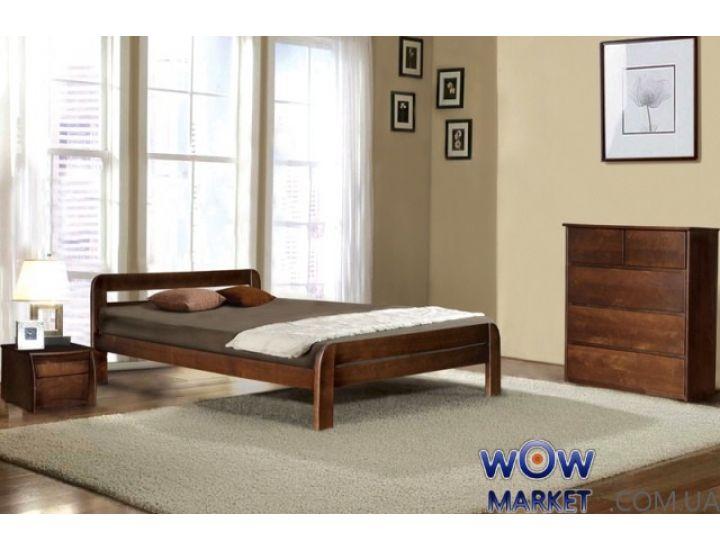 Кровать двуспальная Стефания 160х200см Микс-Мебель Элегант