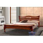 Кровать двуспальная Динара (Сосна) 160х200см Микс Мебель Уют